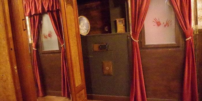 Escape Hotel - La Chambre de Rosa-Lena