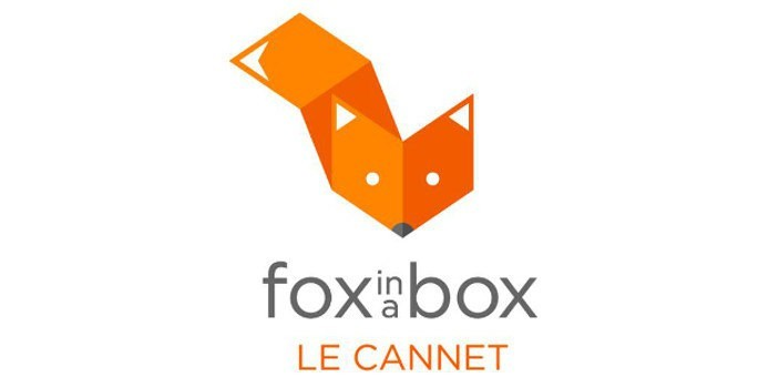 Fox in a box le cannet escape - logo