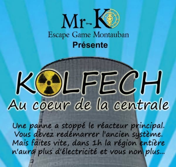 Mr K Montauban - Kolfech