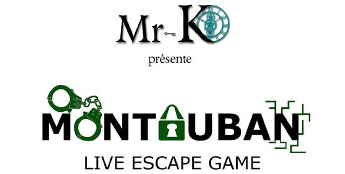 Mr K Montauban escape game - logo