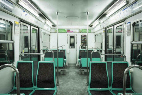 The Game - metro 3