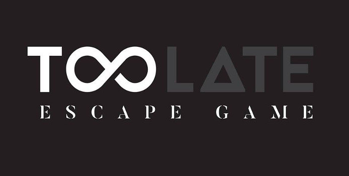 Too Late escape game bayonne - logo