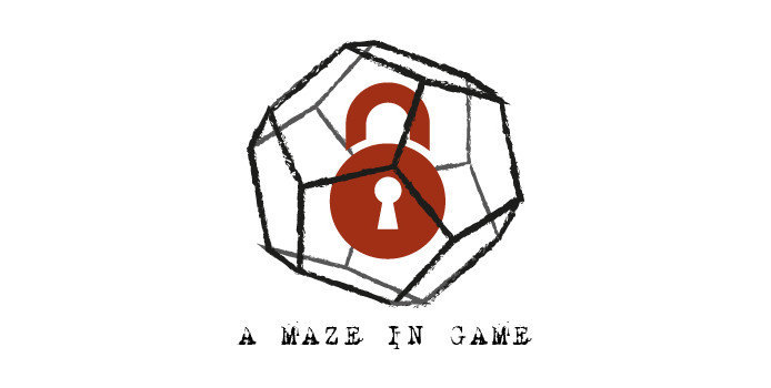 A Maze In Game lyon - logo