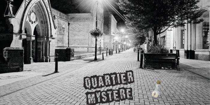 Aventure Légendaire - quartier mystère