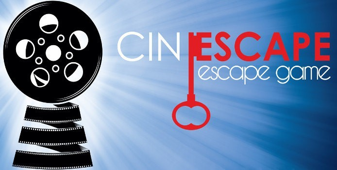Cinescape game - logo