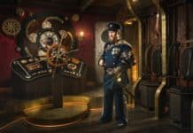 Claustrophobia - Steampunk The Airship 1