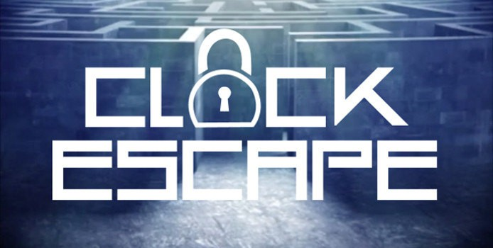 Clock Escape escape game bordeaux - logo