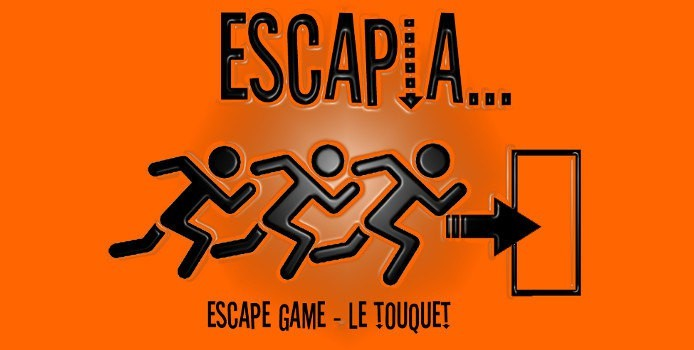 Escapia escape game touquet - logo