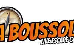 La boussole - logo