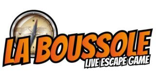 La boussole escape game - logo