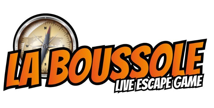 La boussole escape game - logo