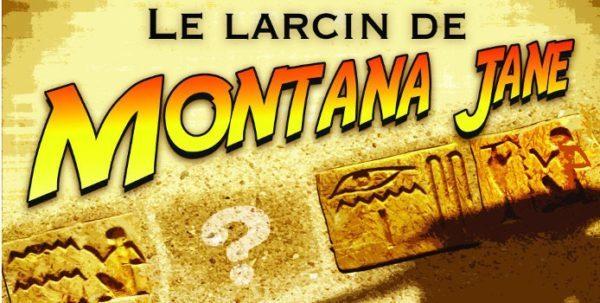 Mystery O Clock - Montana Jane