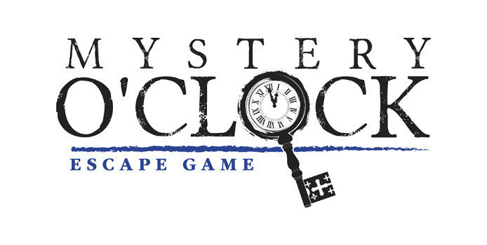 Mystery O'Clock escape game brest - logo