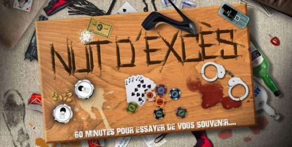 Mystery O clock - nuit d'exces