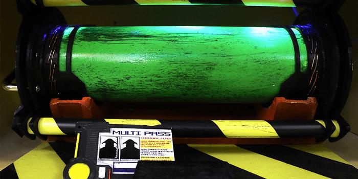 Cinescape - cinquième élément