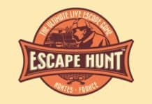 Escape Hunt game Nantes Logo