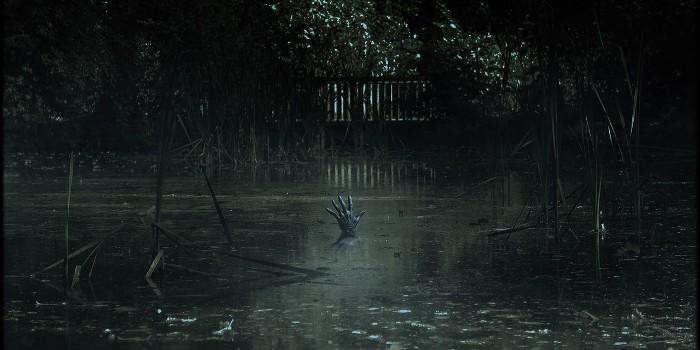 Open The Door - paranormal activity