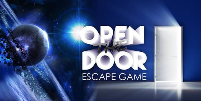 Open the Door escape game - logo