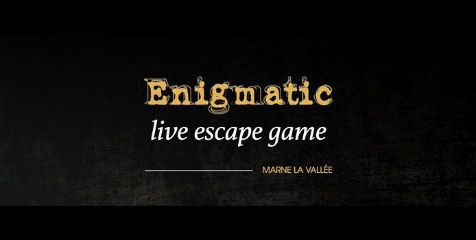 Enigmatic escape game marne la vallée