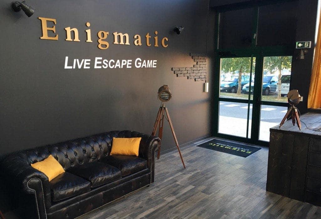 enigmatic paris escape game marne la vall e ferri res en brie. Black Bedroom Furniture Sets. Home Design Ideas