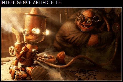 Escape Game Poitiers - intelligence artificielle