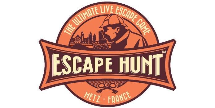 Escape Hunt game Metz - Logo