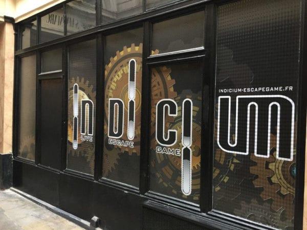 indicium - facade