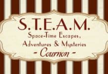 Steam Escape game clermont Logo