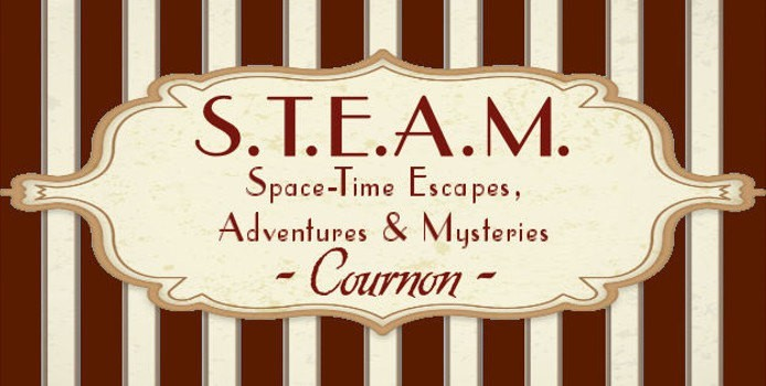 Steam Escape game clermont Logo