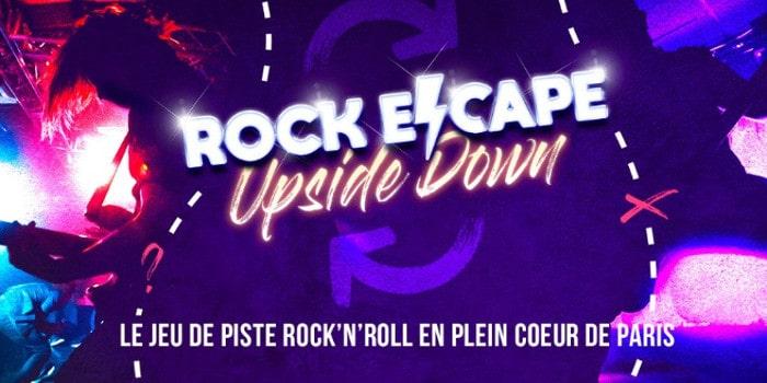 prizoners - rock escape upside down