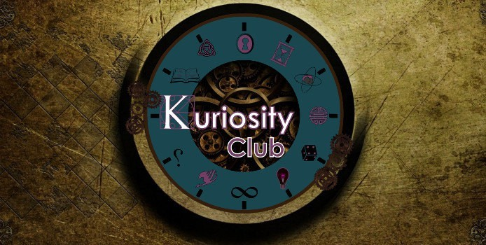 Kuriosity club escape game troyes - logo