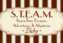 Steam Escape Game vichy - logo