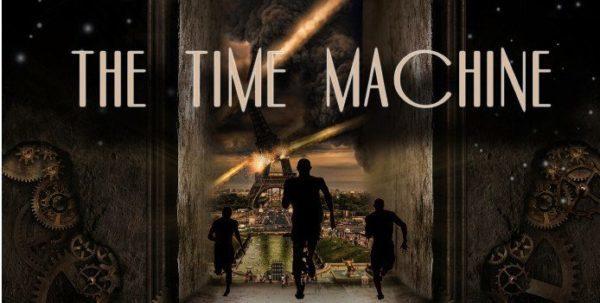 Time block escape game - time machine