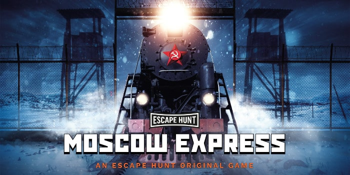 Escape hunt metz - moscow express