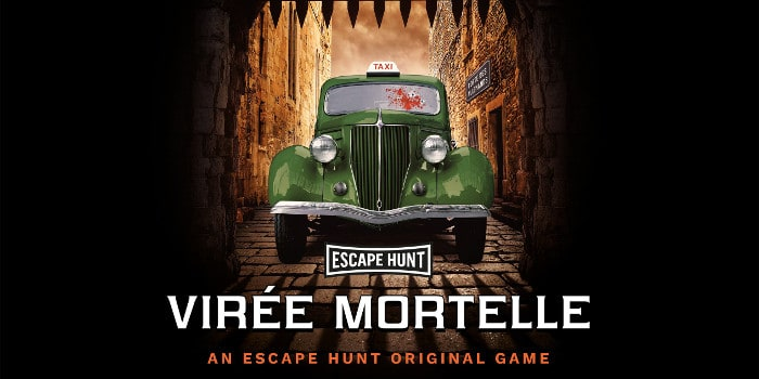 Escape hunt metz - virée mortelle