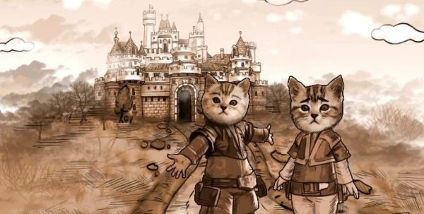Omescape - royaume des chats