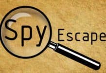 Spy Escape Game - clermont