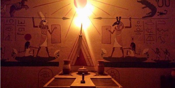Alive Room - Le sarcophage d'Astarte