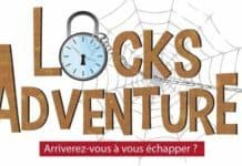 Locks Adventure - logo