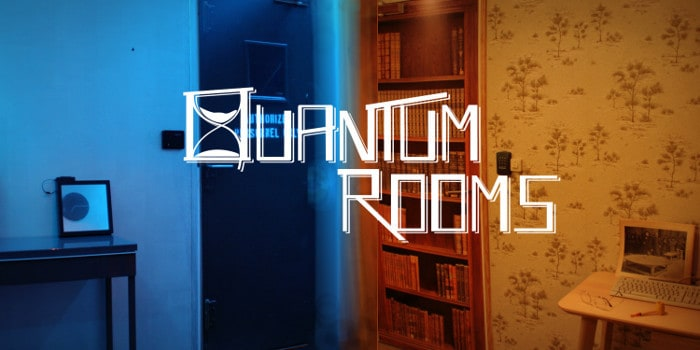 Quantum Rooms - voyage temporel
