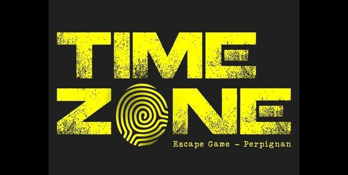 TimeZone Perpignan - logo