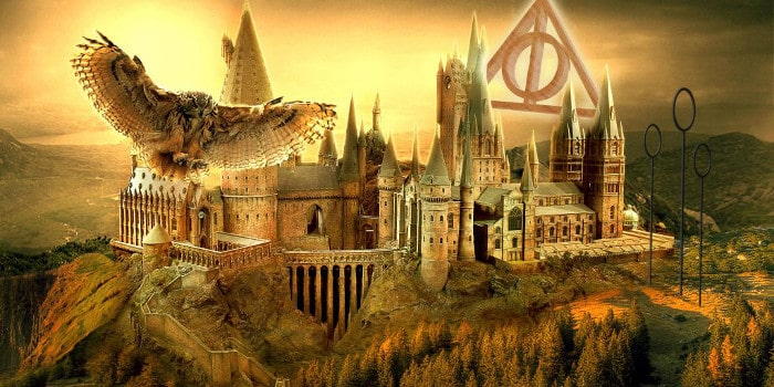 Timezone - Harry et les trois Reliques