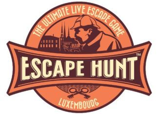 escape hunt luxembourg - logo