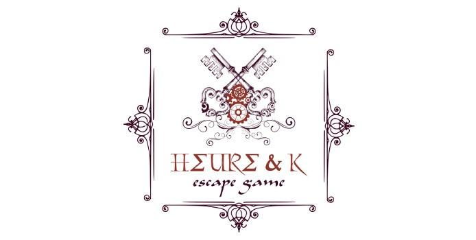 heure & K escape - logo