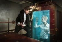 Claustrophobia - Houdini Escape 1