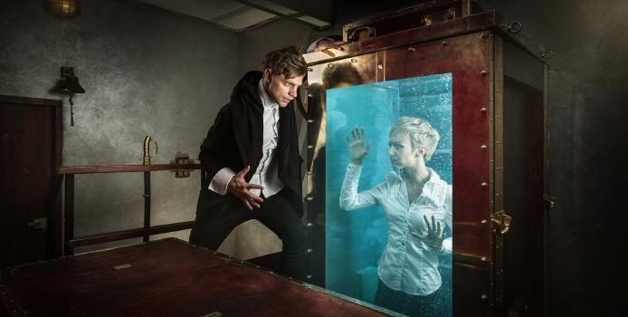 Escape De Houdini Escape Room