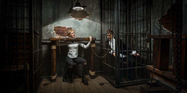 Claustrophobia - Houdini Escape 3