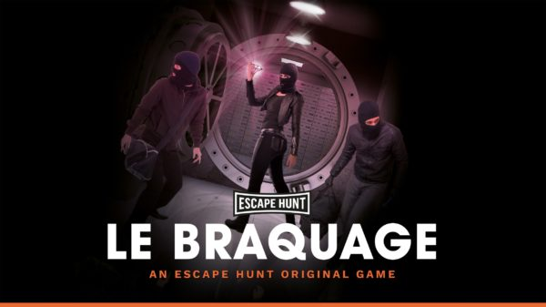 Escape Hunt Luxembourg | Le Braquage