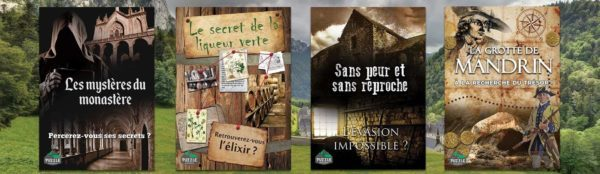 PUZZLE Escape Game Grenoble