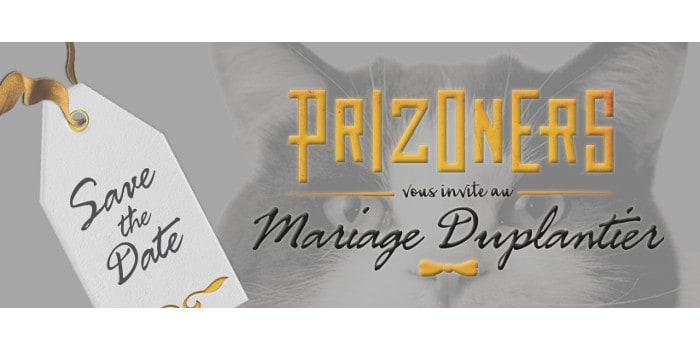 Prizoners - Duplantier